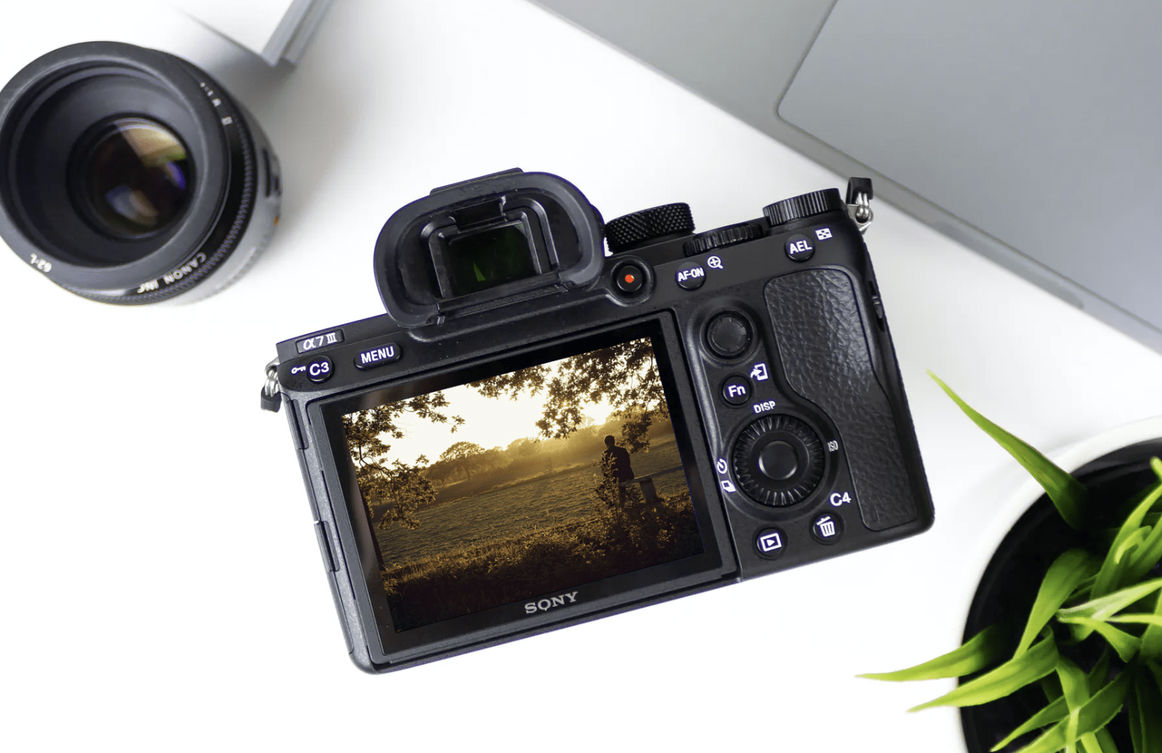Mockup fotografie