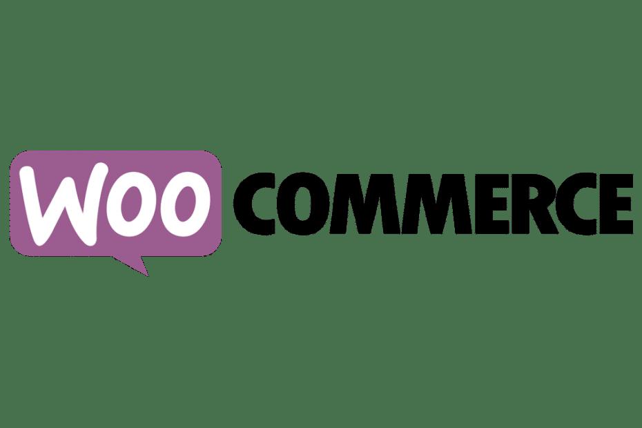 Woo commerce logo png