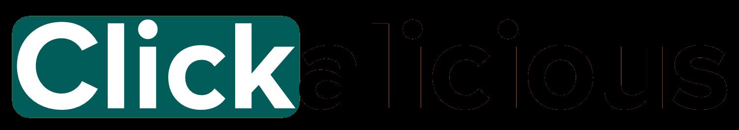 Clickalicious logo png